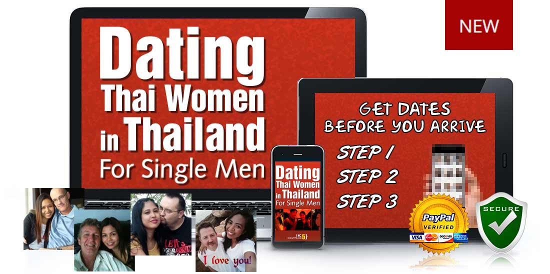 Dating Thai Women in Thailand for Single Men